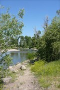 Image for Bear River - Evanston, Wyoming