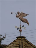 Image for Angel weathervane - Brampton, Ontario, canada