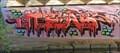 Image for Edge Lane Bridge Graffiti - Stretford, UK