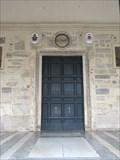 Image for Holy Door - Santa Maria in Trastevere - Roma, Italy