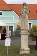 Image for Figur heiliger Felix von Cantalice - Retz, Austria