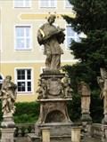 Image for St. John of Nepomuk / Sv. Jan Nepomucky - Brezova n. Svitavou, Czech Republic