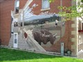 Image for Oxen Mural - Ste. Genevieve, Missouri