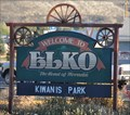 Image for Welcome to Elko ~ The Heart of Nevada