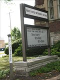 Image for First United Methodist Church Peace Pole - DeKalb, IL