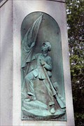 Image for 9th Ohio Infantry Regiment Monument - Chickamauga National Military Park
