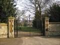 Image for Orlingbury Hall Gates - The Green, Orlingbury, Northamptonshire, UK