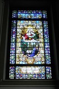 Image for Cathedral of the Blessed Sacrament windows - Altoona, PA