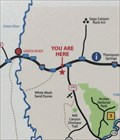 Image for Utah's Canyon lands Travel Region Map - Crescent Junction, UT