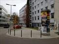 Image for Classic Litfaßsäule - Hohe Straße - Stuttgart, Germany, BW