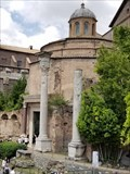 Image for Temple of the Divine Romulus - Roma, Italy