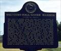 Image for Saunders-Hall-Goode Mansion - Town Creek, AL