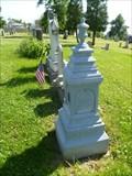 Image for ZINC - Meyer Family Monument - Tonowanda, NY