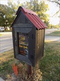 Image for Little Free Library at 4th and Fossil - Russell, KS