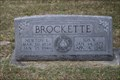 Image for Newton & Ida Brockette -- Lee Cemetery, Seagoville TX