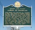 Image for Samuel de Champlain - Alburgh