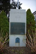 Image for No. 44 - Monument at Cape May United Methodist Church - Cape May, NJ