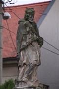 Image for Socha Svatý Jan Nepomucký - Hoštice-Heroltice, Czech Republic