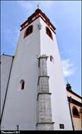 Image for Belfry of the Basilica of St. Wenceslaus / Zvonice baziliky Sv. Václava - Stará Boleslav (Central Bohemia)