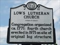Image for Low's Lutheran Church | J-61