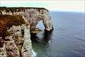 Image for Falaise d'Aval and Manneporte Overlook, Etretat, France