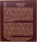 Image for PREMIER - Juif élu député à l'Assemblée législative du du Bas-Canada - FIRST - Jew ever elected to the Legislative Assembly of Lower Canada - Trois-Rivières - QC