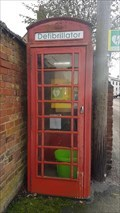 Image for Red Telephone Box - Main Street - Bruntingthorpe, Leicestershire