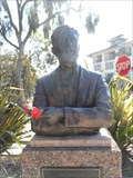 Image for Ed Ricketts Bust  -  Monterey, CA