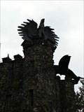 Image for Eagle Cherub, Eben-Ezer Tower, Eben-Emael, Bassenge, Liège, Belgium