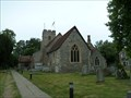 Image for St Mary's Church, North Mymms, Herts, UK