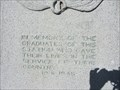 Image for Washington Park Memorial - Alameda, CA