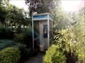 Image for Payphone / Telefonní automat - Sedlice, okres Písek, CZ