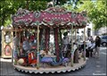 Image for Carousel at Place Jean Jaurès (Tours, France)