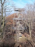 Image for Powder Hill Observation Tower - Pike Lake Unit; Kettle Moraine State Forest; Washington County, WI