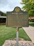 Image for Burton Hall - Norman, OK