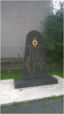 Photo du mémorial