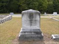 "Image for Joseph Franklin ""Joe"" Thornton - Melrose Cemetry, Abbeville, SC"
