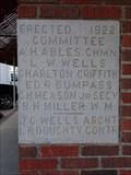 Image for 1922 - Artesia Lodge No. 406, A.F. & A.M. - Terrell, TX