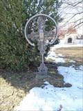 Image for Kreuz mit Rosen - Alter Gottesacker, 88239 Wangen, BW, Germany