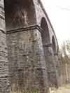 Bargoed Railway Viaduct, Wales.