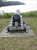 Image for 12 Pound Smoothbore Cannon A - Ft Frederica National Monument