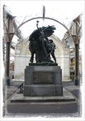 Image for South Eastern &  Chatham Railway WW1 War Memorial
