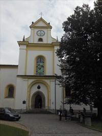 Basilika - Zdar nad Sazavou
