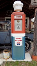 Image for Tokheim Gas Pump #2 - Polson, MT