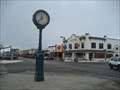 Image for Chelan Town Clock