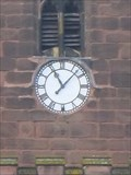 Image for Church of St Peter's  Clock - Chester, Cheshire, England, UK.