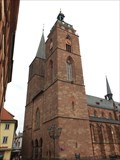 Image for Bell Towers of the Stiftskirche (Neustadt an der Weinstraße) - RLP / Germany