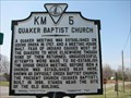 Image for Quaker Baptist Church