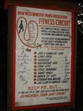 Image for Queens Park Fitness Trail, New Westminster, B.C.