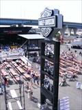 Image for Three Harley-Davidsons - Milwaukee, Wisconsin